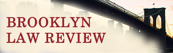 Brooklyn Law Review