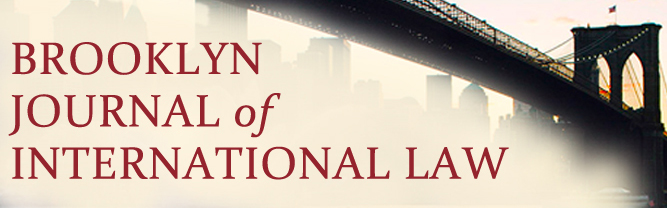 Brooklyn Journal of International Law