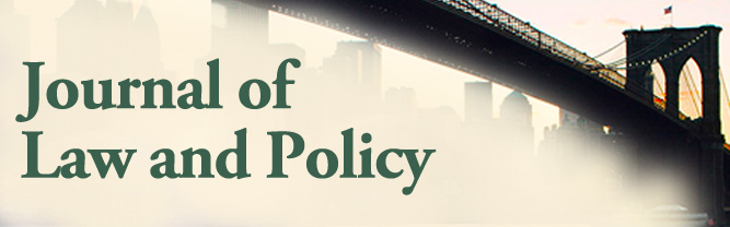 Journal of Law and Policy